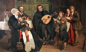 Martin Luther - the father of song